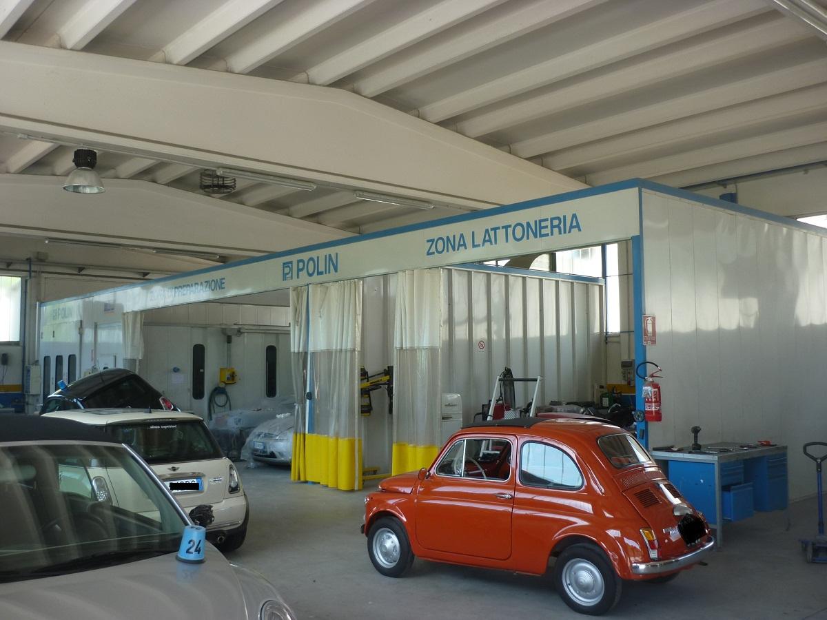 Restauro Autovetture Antiche Torino