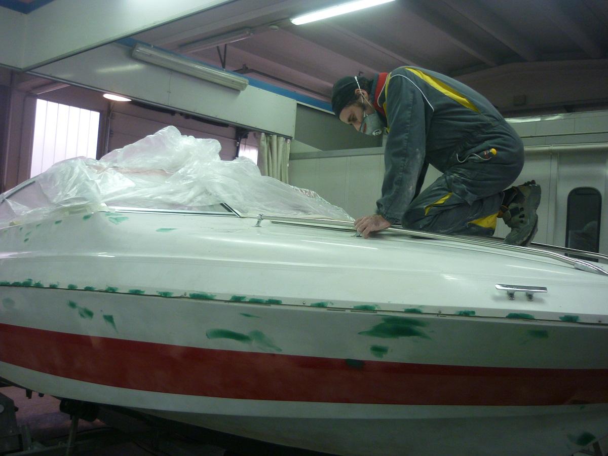 Riparazione Barche Torino
